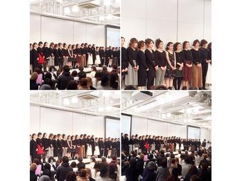 メイク大会 ☆ 高田馬場 卒業式_20160126_1