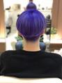 派手髪カラー!!