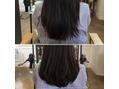 ロングは毛先のまとまりが艶髪への近道!