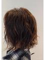 オーブ ヘアー ルアナ 広島横川店(AUBE HAIR luana)パーマ