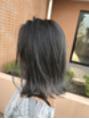 umino's ☆外国人風ハイライト × ヴェールブルー☆