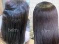 【中村】straight hair