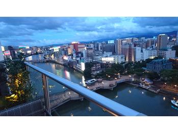 マッキーの歓迎会☆in中州_20160707_2