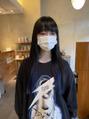 【RYUSEI】黒髪×ブルーがかっこいい!