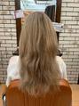 髪質改善リアル経過1ヶ月後の髪の状態は?