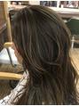 ヘアサロン ナノ(hair salon nano)ハイライト