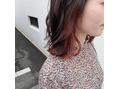 マイ ヘア デザイン(MY hair design)チラ見えチェリーカラー