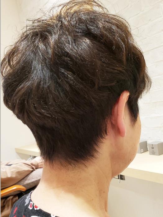 くせ毛を活かすベリーショート。_20210323_1