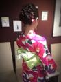 ヘアセットアンドメイクアップ シュシュ(Hair set&Make up chouchou)浴衣クーポン始めました