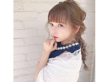 編み下ろし結婚式ヘアアレンジ☆つぐみるん_20181201_1