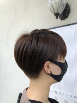 【ナガエ担当Style】ハンサムショート刈り上げ☆_20200909_1