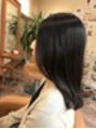 モリオ 池袋店(morio FROM LONDON)『髪を引っ張られるので・・・』鈴木規浩