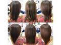 髪質改善形状ケアトリートメント