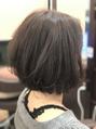 可愛いスタイルショートヘア!