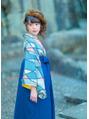 オゥルージュミュゼ(Aurouge)小学生の卒業式も袴スタイルがベスト◎