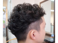 ヘアサロン ナノ(hair salon nano)かりあげパーマでスタイルに変化を!