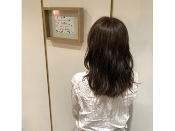 """"""" 色落ちを楽しむ """"カラーって??_20190719_1"""