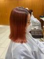 美髪クリニック ギンザ プライム 銀座店(GINZA prime)ヘアカラーを秋色に変えました!