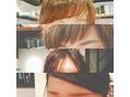 【novem  長岡】前髪のおはなし。