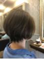ヘアドレッサー ミアン(HAIRDRESSER MIEN)春らしいショートスタイル!