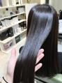 髪質改善酸熱トリートメントを簡単に解説。その1