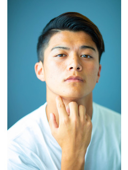 メンズ硬派なショート刈り上げスタイル☆_20180828_3