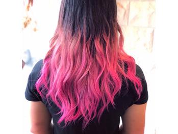 ピンク&ブラック。_20181006_2