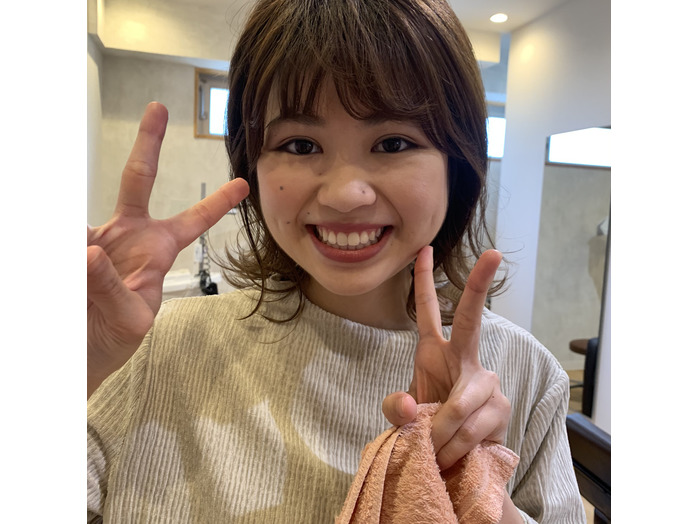 happy birthday!まみちゃん☆_20190608_1
