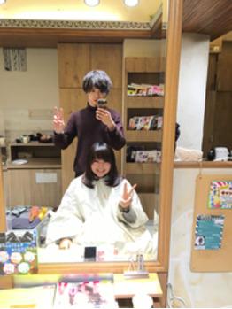 モデルカット 《新宿 美容室 カラー》_20170114_1