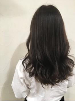 マットアッシュ*高田馬場/美容室/卒業式_20180313_1