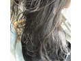 暗髪透明感カラー☆