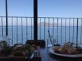 【キリコの部屋】海を見ながらランチ