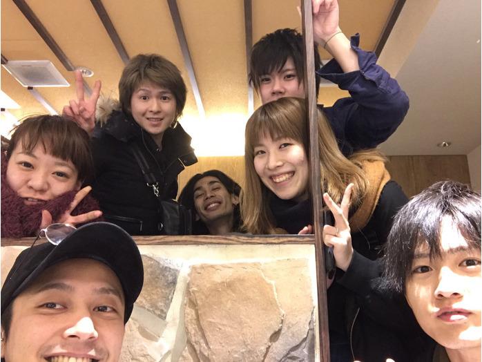 仲間とともに歩む【新宿 美容室 Ai カット】_20170425_1