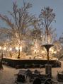 【銀座】☆大雪の残り雪にご注意!!☆