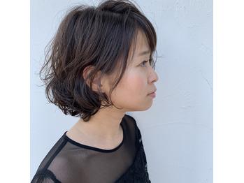 ショートパーマ☆_20190606_1