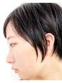 リリー(Liliy)【田中】束感が可愛いショートヘア