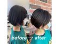 ☆リアルお客様before → after☆NO.187