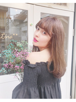 YouTuberあけちゃるちゃん☆ラベンダーカラー_20180816_1