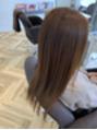 髪質改善トリートメント。