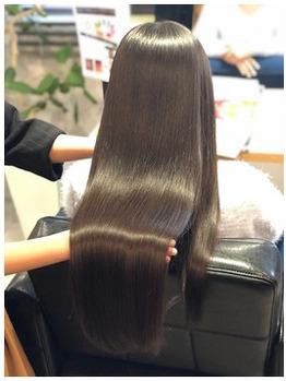 髪質改善トリートメントエステ~つくば市二ノ宮美容室_20190529_3