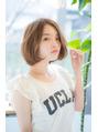 【10月限定★】カット+シャンプー+顔周り縮毛矯正