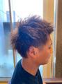 ヘアーアンドメイク ピース(HAIR&MAKE peace)夏に向けてイメージチェンジ。