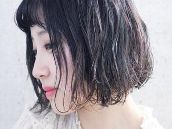 ウェットヘアがかわいい!濡れ髪スタイリング☆_20190805_1