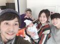 前職のメンバーが訪問!!