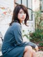 ◆新着◆『肩のハネ感が可愛いミディ』<横須賀中央>