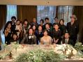 藤田さんの結婚式へ