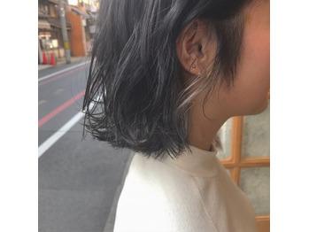 おしゃれ暗髪で春っぽく♪_20190405_1