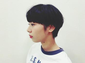【YUKA】 マッシュショート_20190730_1