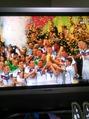 ドイツ優勝っ!!