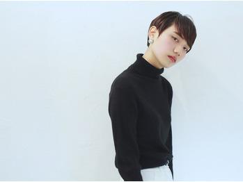 ニットに似合うショートスタイル☆_20161028_1